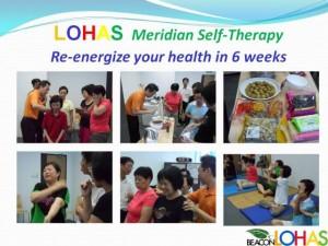 LOHAS Meridian Self Therapy Prgraom