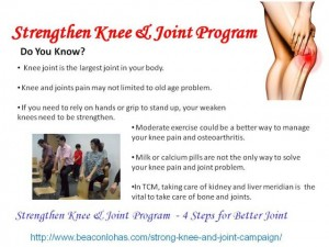 Strong Knee and Joint Program Intro