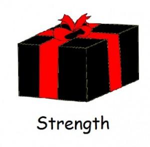 gift box 5 - strength