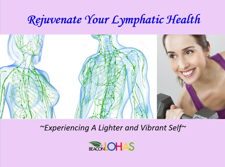 Rejuvenate Your Lymphatic Health banner